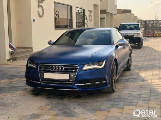 Audi S 7 2015
