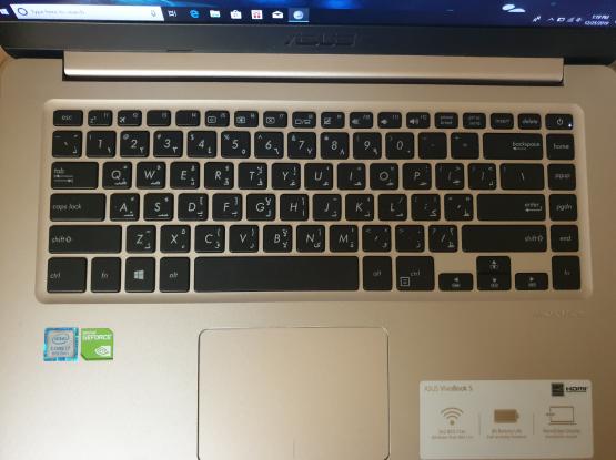 laptop Asus VivaBook S