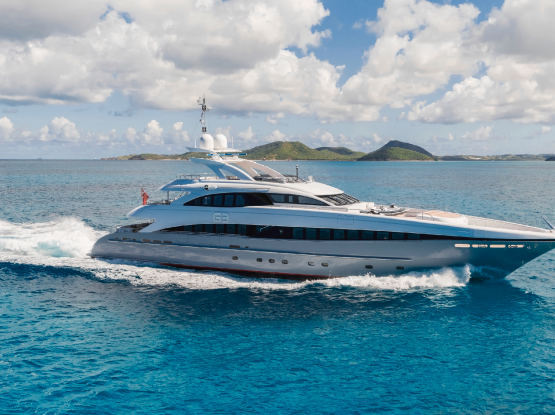 Shared ownership of boat/yacht