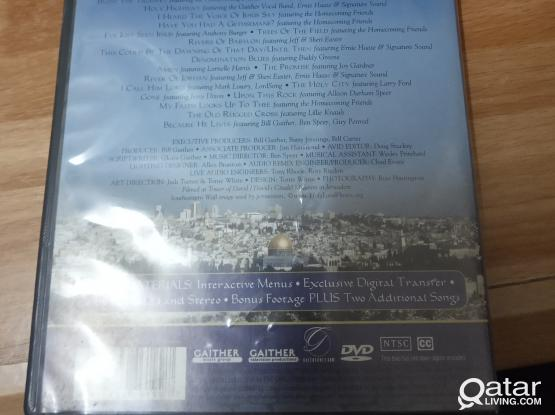 Israel Homecoming the Gaither Gospel Series (performed by Bill and Gloria Gaither and company)