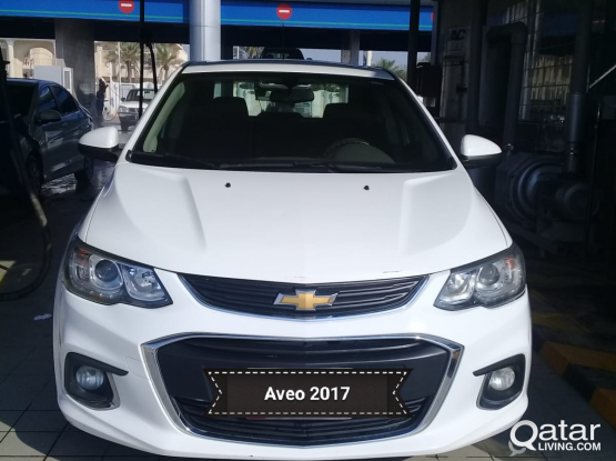 Chevrolet Aveo 2017 >> Chevrolet Aveo 2017