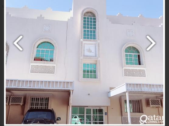 2 BHK ASIAN/ PHILIPPINE FAMILY ACCOMMODATION (ONE MONTH FREE) WITH BIG BALCONY @ OLDAIRPORT  NEAR AL AHLI BANK