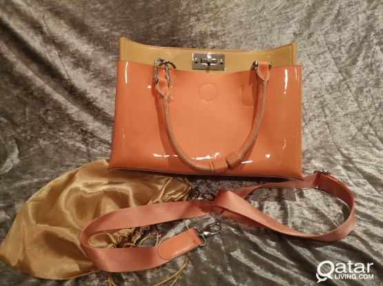 Lady's handbags brand new or second hand