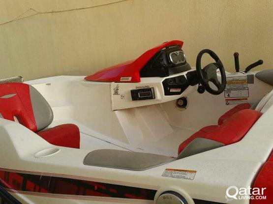 Seadoo Jet Boat 2010 Model 150 Speedster, 255hp, Near Mint Condition