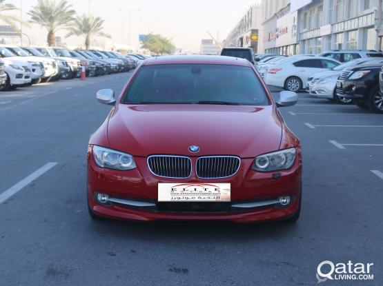 BMW 3-Series 320 i 2013
