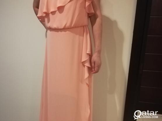 Ladies dress, Pink, Size 10, Brand New