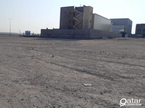 Open Land 1000 SQM For Sale - Industrial Area