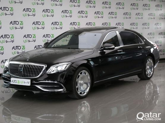 Mercedes Maybach S500 2019