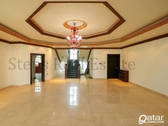 Prestigious Huge  Villa in Al Dafna For Rent