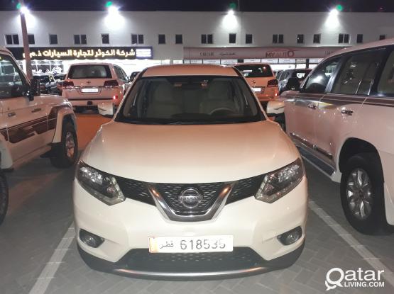 Nissan X-Trail Standard 2015