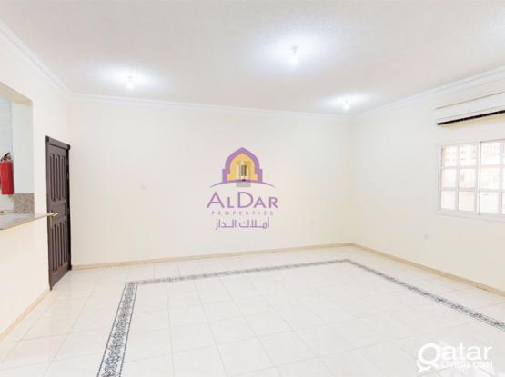 Spacious Unfurnished 2 Bedrooms in Muntazah
