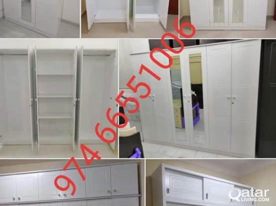 We are sailing new furniture items in Doha Qatar.