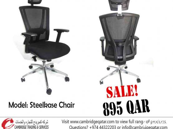 Steelkase Office Chair Promotion