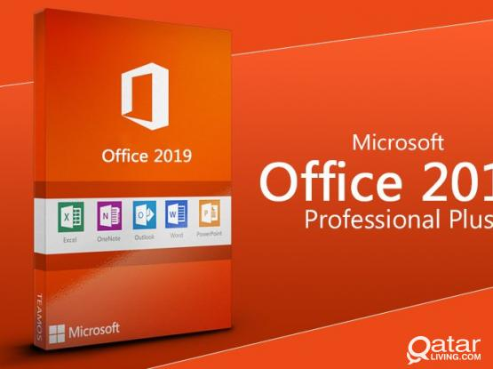 Microsoft Office 2019 / 2016 Professional Plus genuine installation
