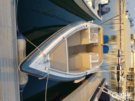 Boat For Sale with 2 nos 200HP Yamaha Engines