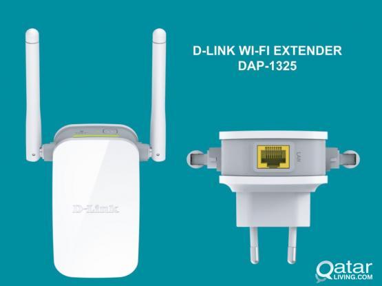 D-Link Range Extender DAP - 1325 (Increase Wifi)