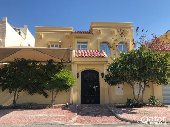 Standalone Villa 4 Bedrooms + Hall + Majilis + Storage + Maid rooms