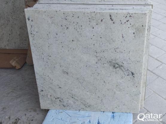 COLONIAL WHITE GRANITE  FOR SALE