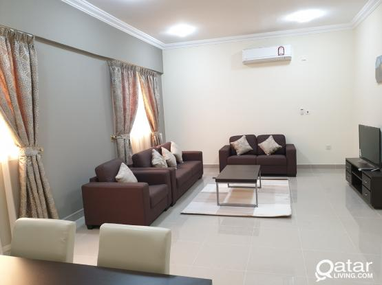 "2 Bedrooms Apartment at Mansoura behind Rotana & Near Al Meera ""No Commission"""