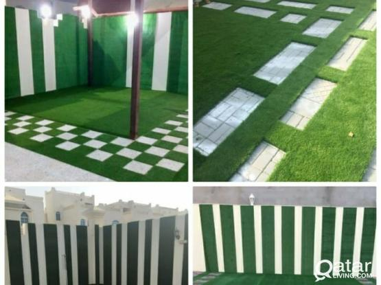 All kinds of Carpets available, Grass, Plastic, Wood flooring, etc. , Installation And Selling of Carpets 55646914