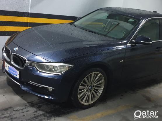 BMW 3-Series 328 i 2012