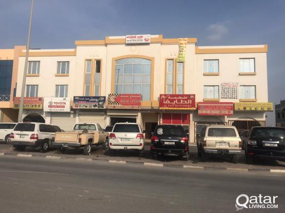 Office for rent in Al Gharafa two rooms and lounge
