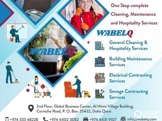CLEANING SERVICES COMPANY (HOUSE CLEANING)
