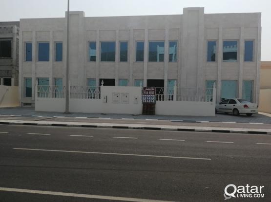 For rent new villa  Semi commercial