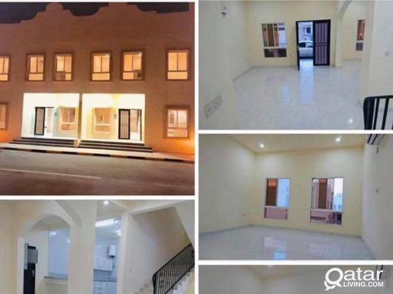 For rent villa families within a new complex in Umm Salal Mohammed  Khalaf safari
