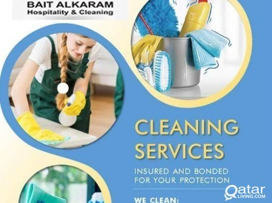 CLEANERS PER HOURS