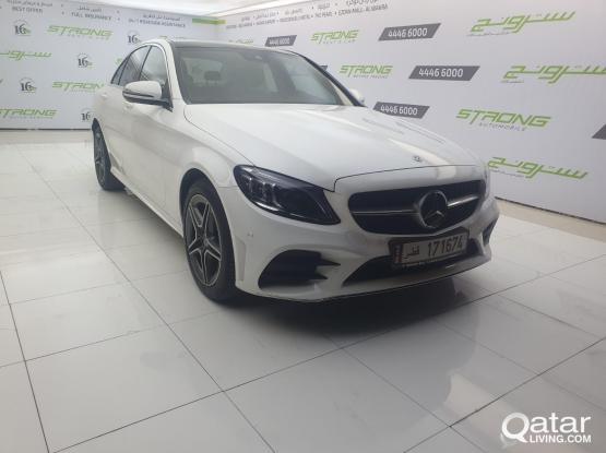 Mercedes C 200 2020