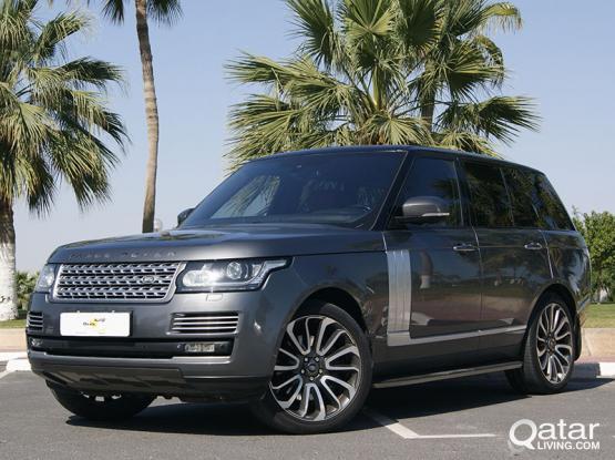 Land Rover Range Rover Vogue Autobiography 2014