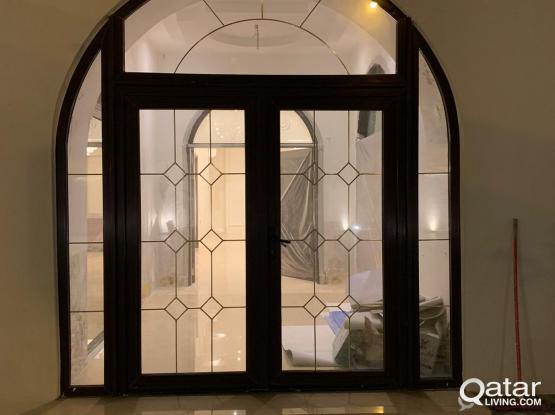 German Quality UPVC for Windows and Doors