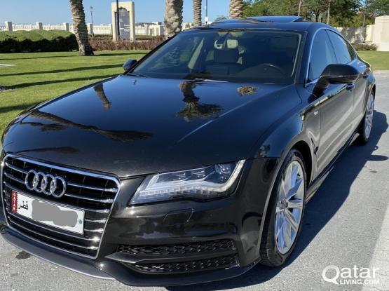 Audi A7 3.0 T 2012