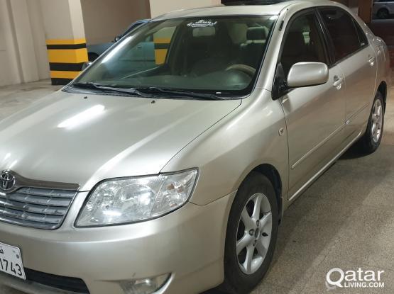 Toyota Corolla GLI 2006