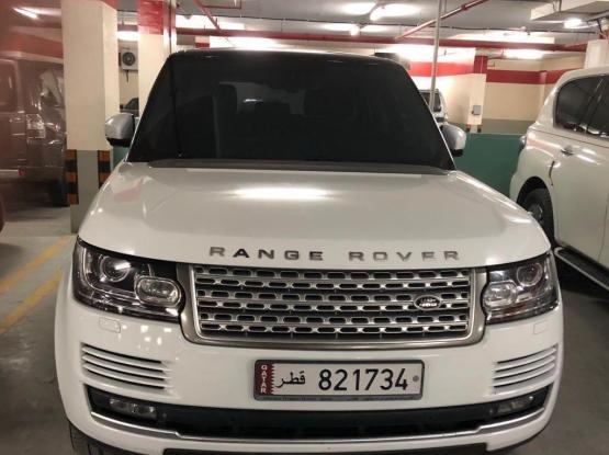 Land Rover Range Rover Vogue Supercharged 2013