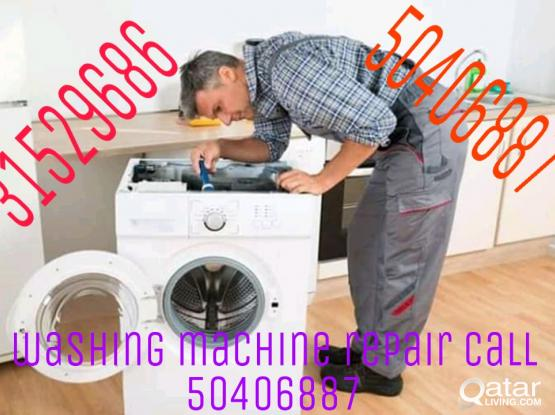 WASHING MACHINE REPAIR DOHA QATAR CALL ME 31529686