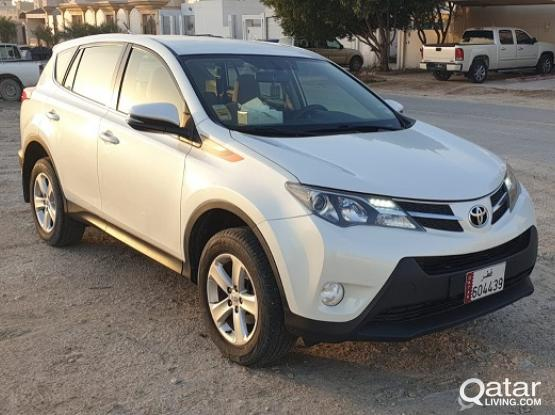 New And Used Toyota Rav4 For Sale Qatar Living Cars