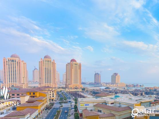 Sea view Fully Furnished Apt at a LOW PRICE!!