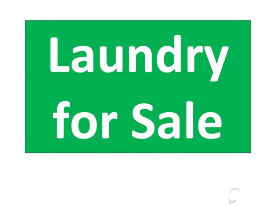 Laundry for sale