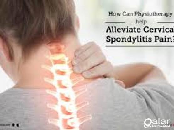 massage therapy for spontilitis pain&frozen shoulder