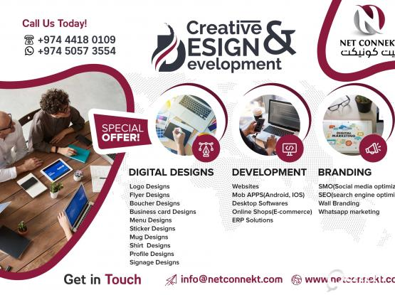 We  Do Business Branding