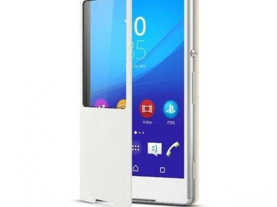 Sony Xperia cover with NFC for any 5 or 5.5 inch phone