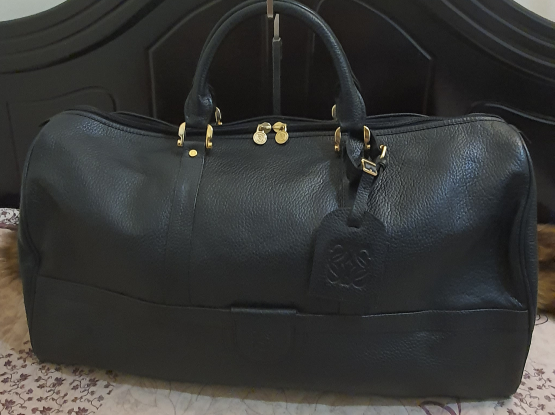 Authentic Loewe Travel Bag