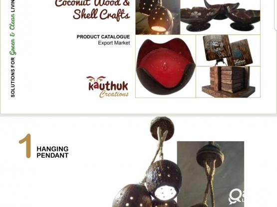 COCONUT ,WOOD AND SHELL CRAFT...FOR BEST PRICE!!!!