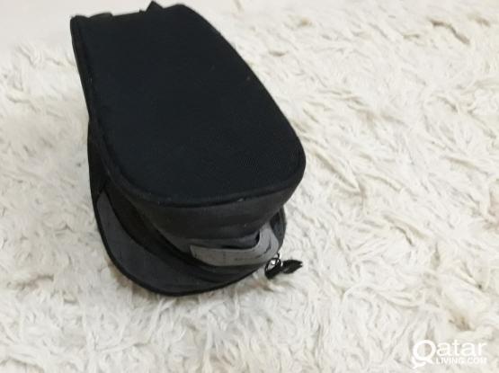 Bike bag/underseat storage pouch