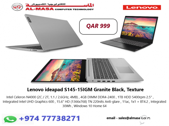 LENOVO BRAND NEW STYLISH WITH WARRANTY