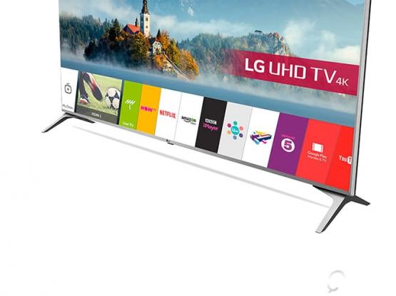 "LG 60"" UHD 4K Smart LED TV Active HDR"