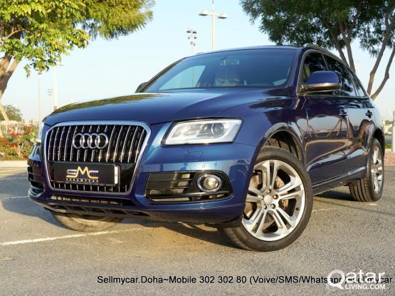 Audi Q5 3.0 TFSI 2014