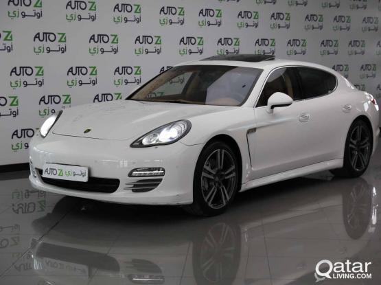 Porsche Panamera 4S 2012